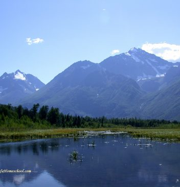 Eagle River Alaska homeschool vacation