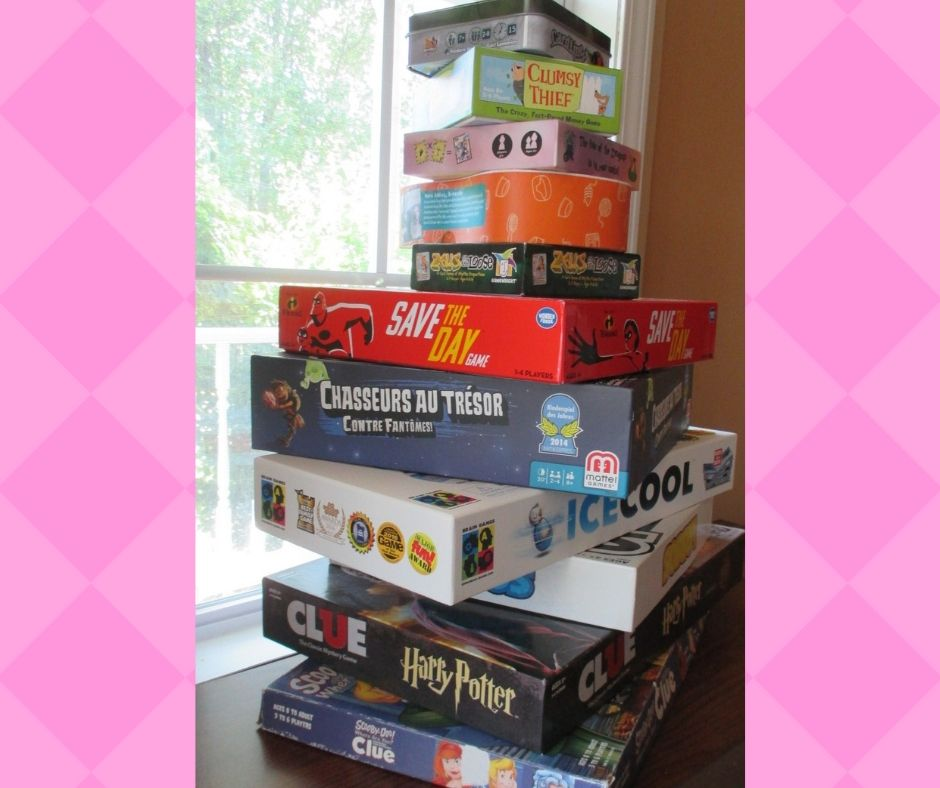 children's games homeschool