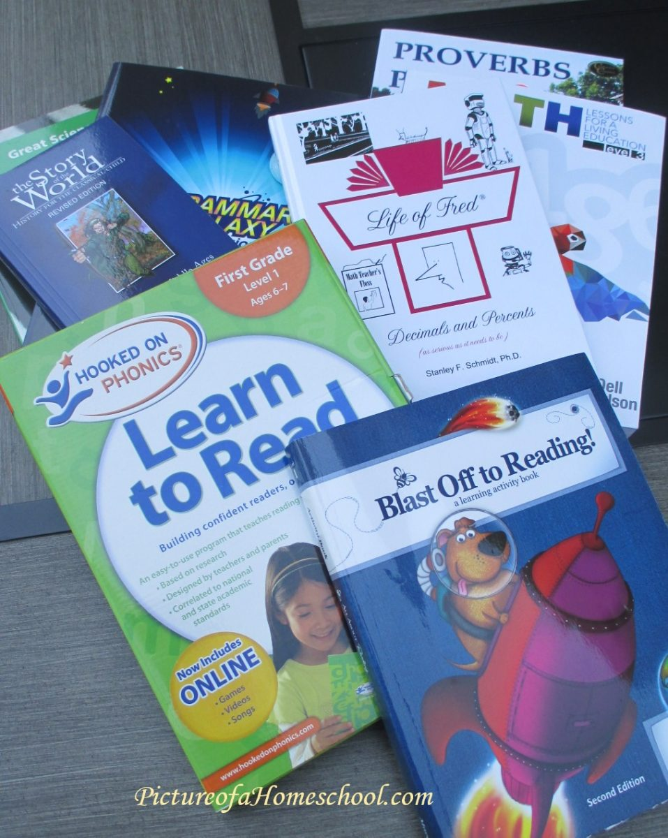 curriculum educational books
