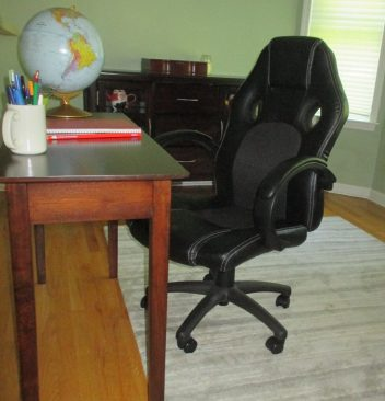 homeschool room home office